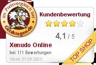 Xenudo Online im Preisvergleich bei Geizkragen.de