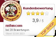 reifencom GmbH im Preisvergleich bei Geizkragen.de
