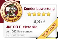 JACOB Elektronik GmbH im Preisvergleich bei Geizkragen.de
