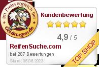 ReifenSuche.com im Preisvergleich bei Geizkragen.de