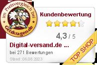 Digital-versand.de Online GmbH im Preisvergleich bei Geizkragen.de