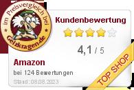 Amazon GmbH im Preisvergleich bei Geizkragen.de