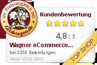 Wagner eCommerce Group GmbH im Preisvergleich bei Geizkragen.de