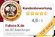 Future-X.de im Preisvergleich bei Geizkragen.de