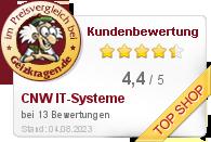 CNW IT-Systeme GmbH im Preisvergleich bei Geizkragen.de