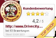 Drivecity - Compuland GmbH & Co. KG im Preisvergleich bei Geizkragen.de